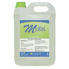 Álcool Gel Antisséptico - mollis