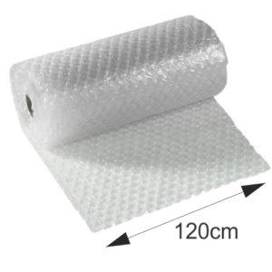 Bobina de plástico bolha 1.20×100