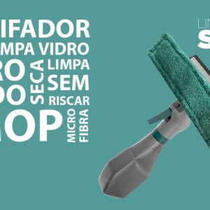 Limpa Vidro Spray